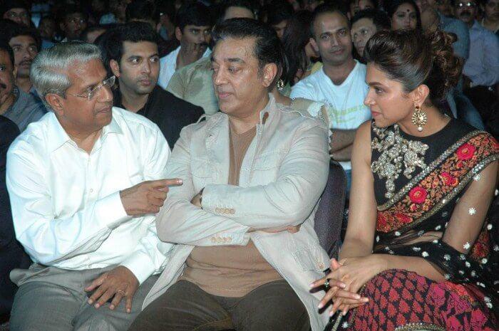 Kamal Haasan Voices his support for Deepika Padukone