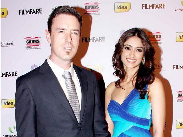 Ileana With Andrew Kneebone   Andrew Kneebone Wiki