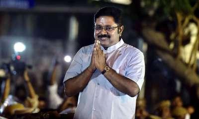 TTV Dhinakaran as MLA