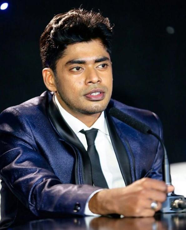 Sandy Master aka Santhosh Kumar Bigg Boss Tamil 3 Contestant