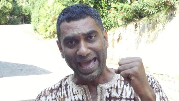 Kumi Naidoo's Early Activism