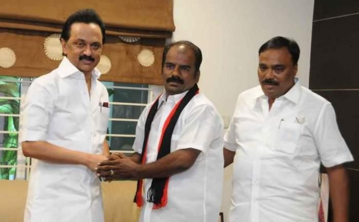 DMK Candidate Marudhu Ganesh Wiki