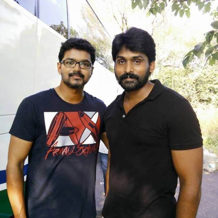 Arjai With Vijay