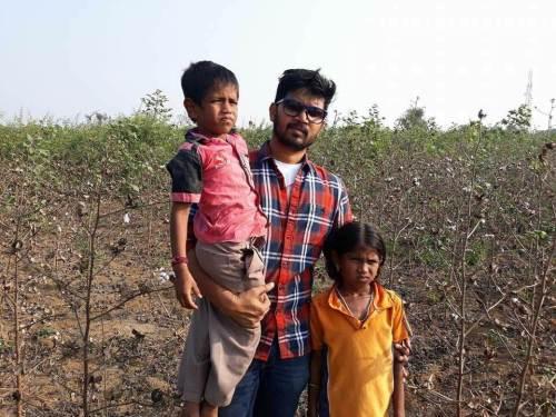 Abi Saravanan helps Kalimuthus's Family
