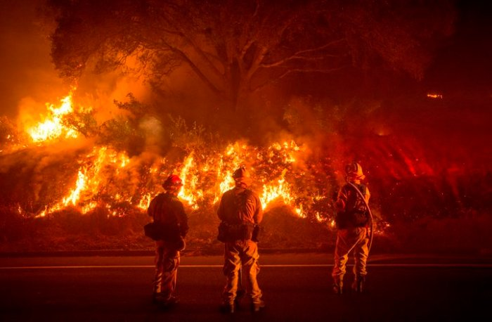 California's Largest Wildfire on Record is 100-Percent Contained