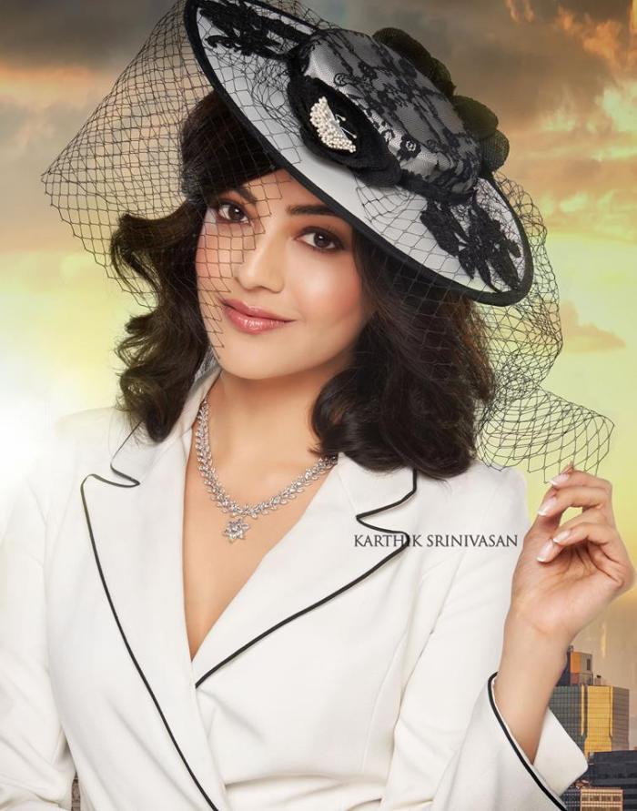 Kajal Aggarwal as Bianca Jagger
