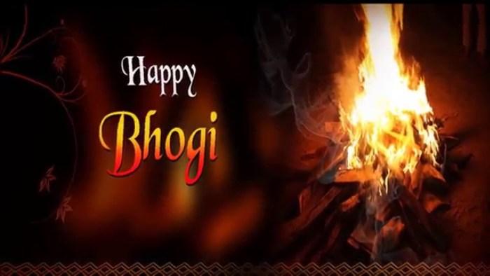 Happy Bhogi Images