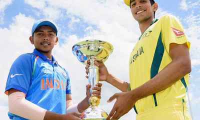 India Wins U19 World Cup | IND VS AUS U19 WC Final
