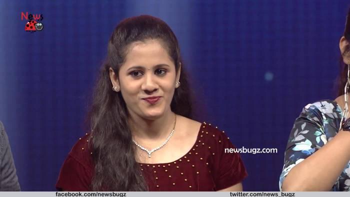 Super Singer Vote Greeshma