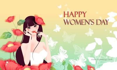 Happy International Womens Day 2018