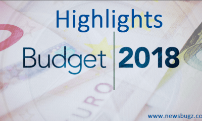 Highlights of Union Budget 2018
