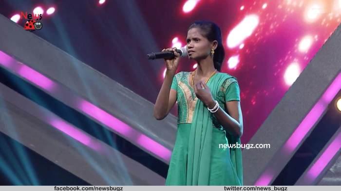 Super Singer Vote Jayanthi