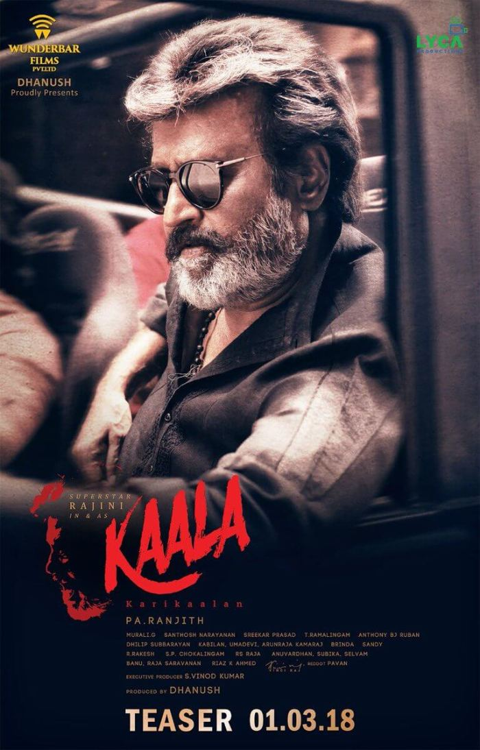 Kaala Tamil Movie Stills