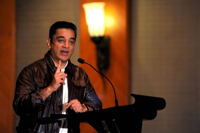 Kamal Haasan Says Caste was the Biggest Enemy for Students and Farmers