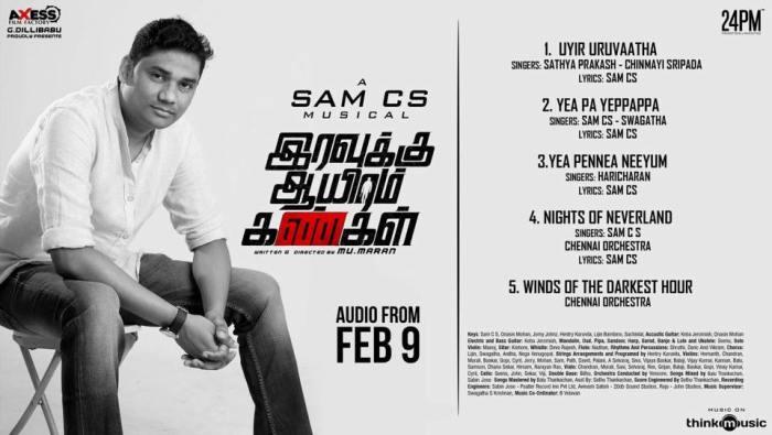 Sam CS (Music Director) Images