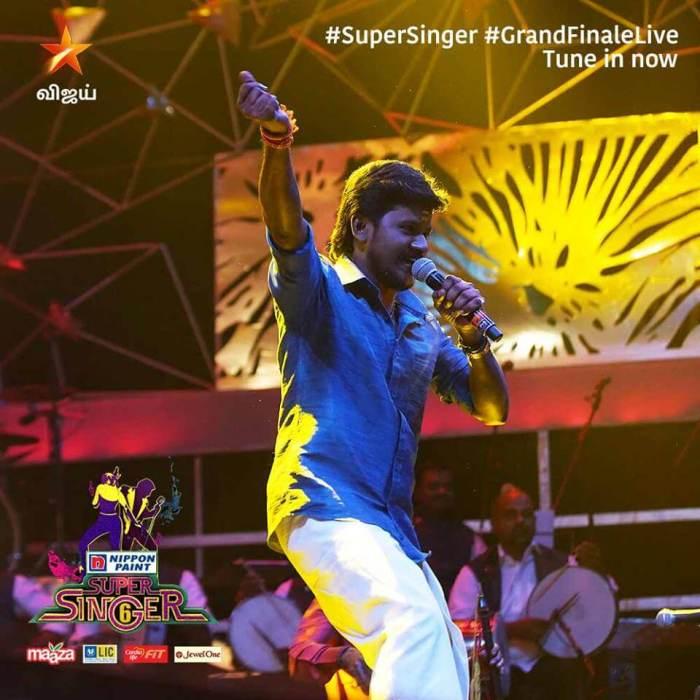 Super Singer Senthil Ganesh