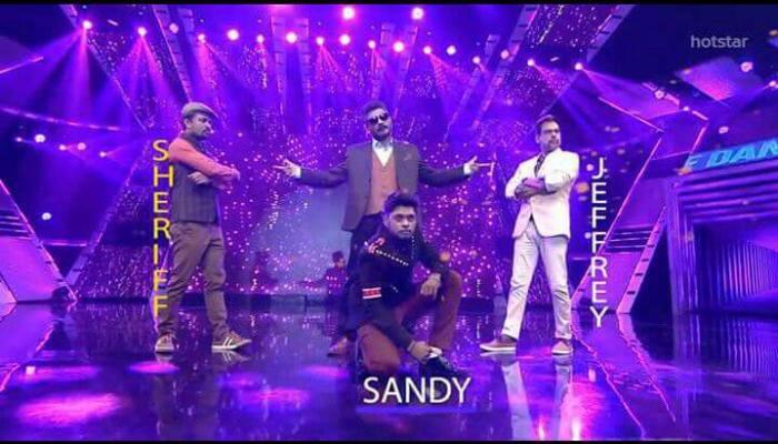 Kings of Dance Winners | Vijay TV's Kings of Dance Season 2 Judges