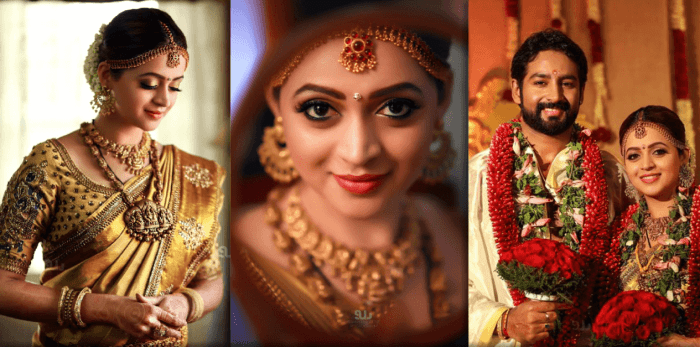Bhavana Marriage