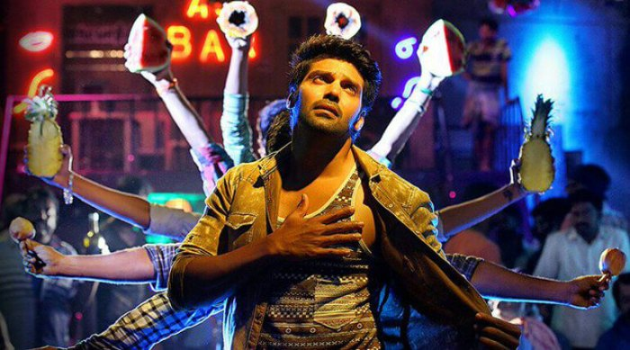 Ghajinikanth Tamil Movie