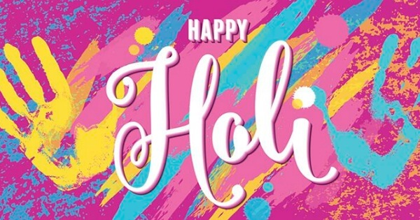 Happy Holi Images