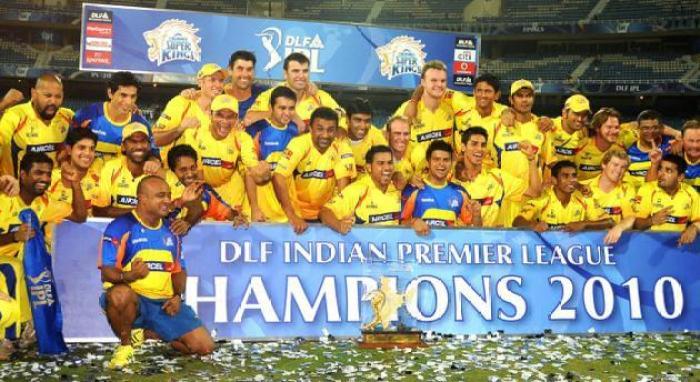 IPL Winners 2010