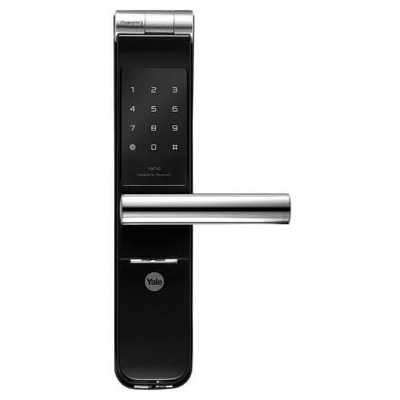 Yale Fingerprint, PIN Code & Mechanical Key Mortise Lock