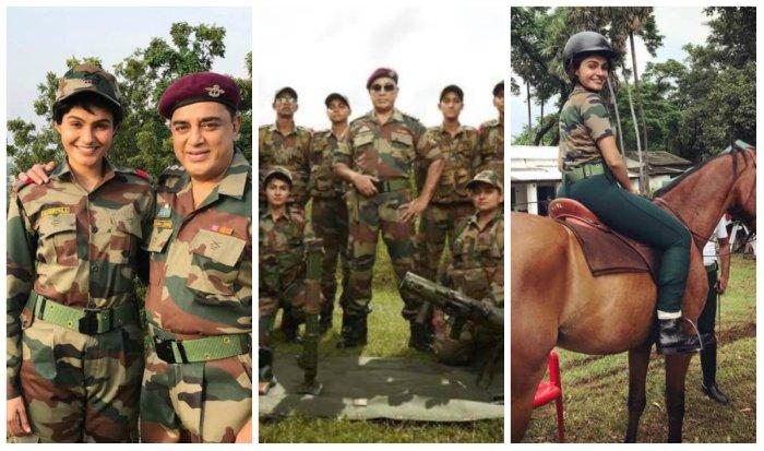 Vishwaroopam 2 Tamil Movie Stills