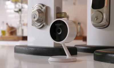 Wireless Indoor Security Camera