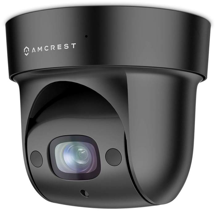 Amcrest ProHD Indoor WiFi PTZ (4x Optical Zoom) 1080P Wireless IP Camera