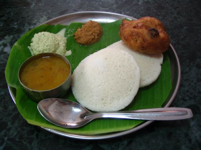 World Idli Day Images | Idly with Sambar Recipes