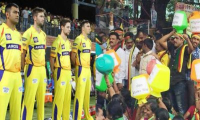 IPL 2018: Fearing Cauvery Protests, Tight Security at Chepauk Stadium
