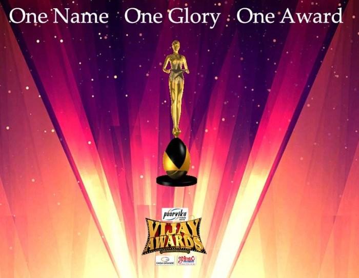 10th Annual Vijay Awards Winners