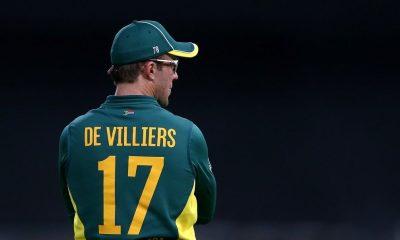 AB de Villiers Thanks Fans