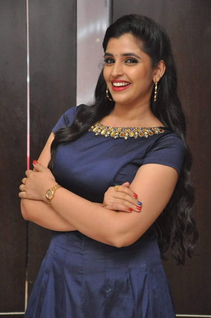 Anchor Shyamala Images   Star Maa Bigg Boss Telugu 2