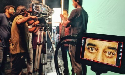 Bigg Boss Tamil 2 Promo 2 Shoot   Kamal Haasan's Magical Eyes
