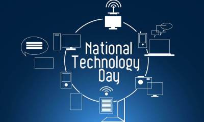 National Technology Day 2018