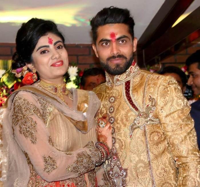 Riva Solanki (Ravindra Jadeja wife) Wiki