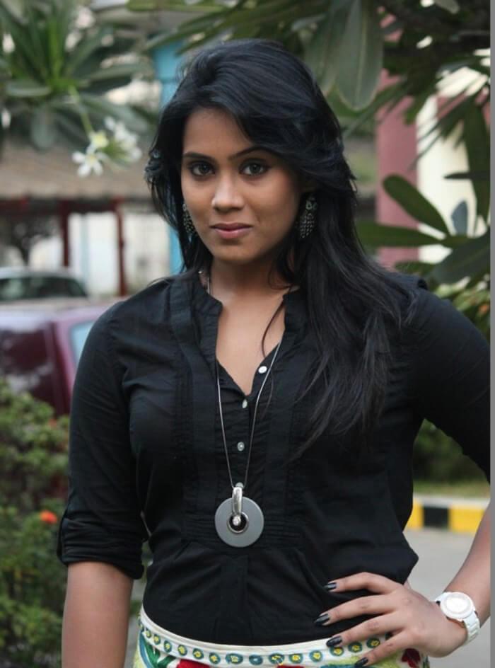 Thulasi Nair Wiki