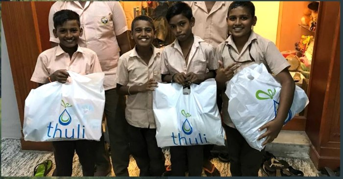 """Thuli"" - Free Shopping Mall in Adyar for Underprivileged Families"