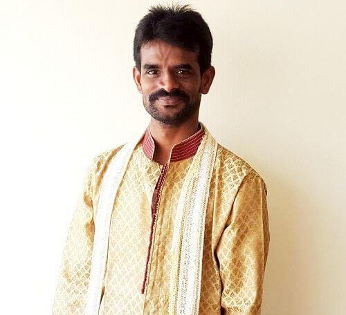 Sanjana Anne Brother Rajesh