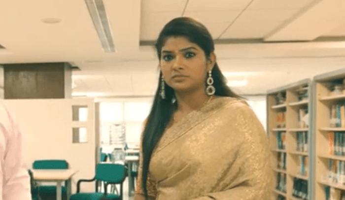 Swetha Venkat Wiki