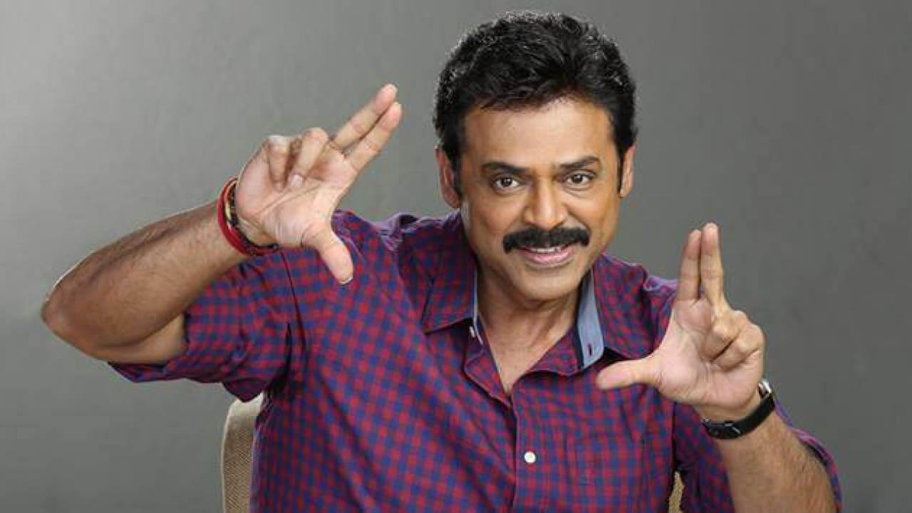 Venkatesh Daggubati Wiki, Biography, Age, Movies List
