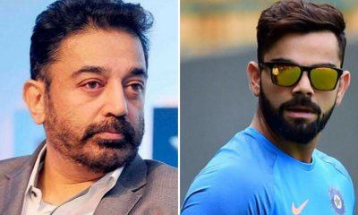 Kamal Haasan and Virat Kohli in Mega Icons