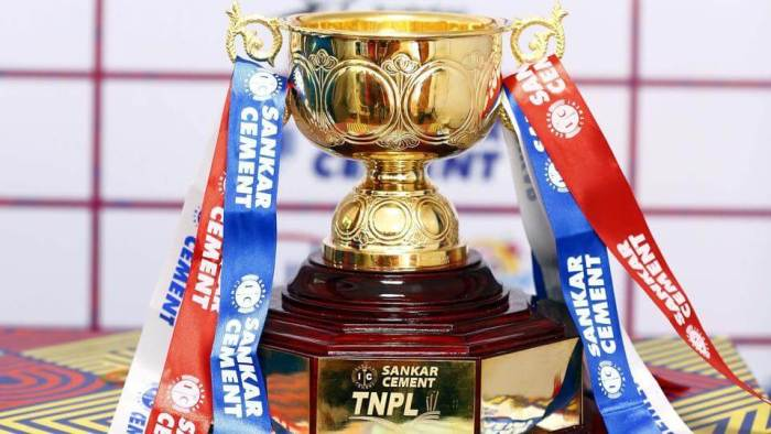 No Outside Players in Tamil Nadu Premier League