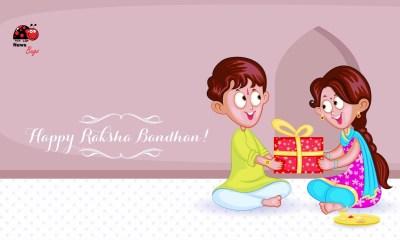 Happy Raksha Bandhan 2018