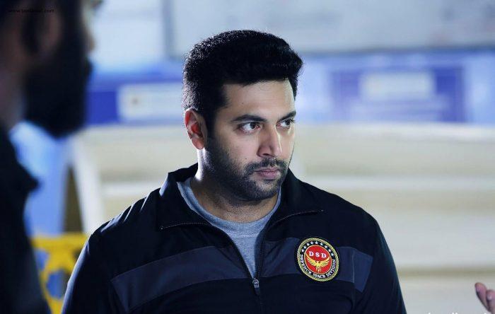 Jayam Ravi Age