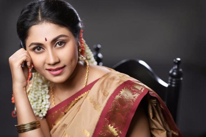 Actress Meghali Images