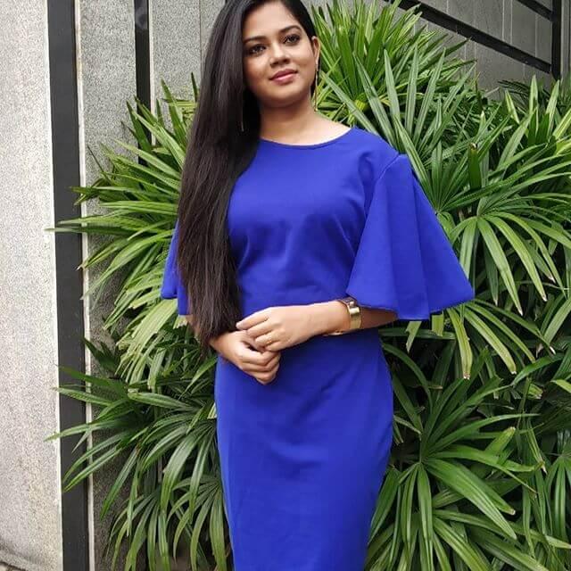 Anitha Sampath wiki