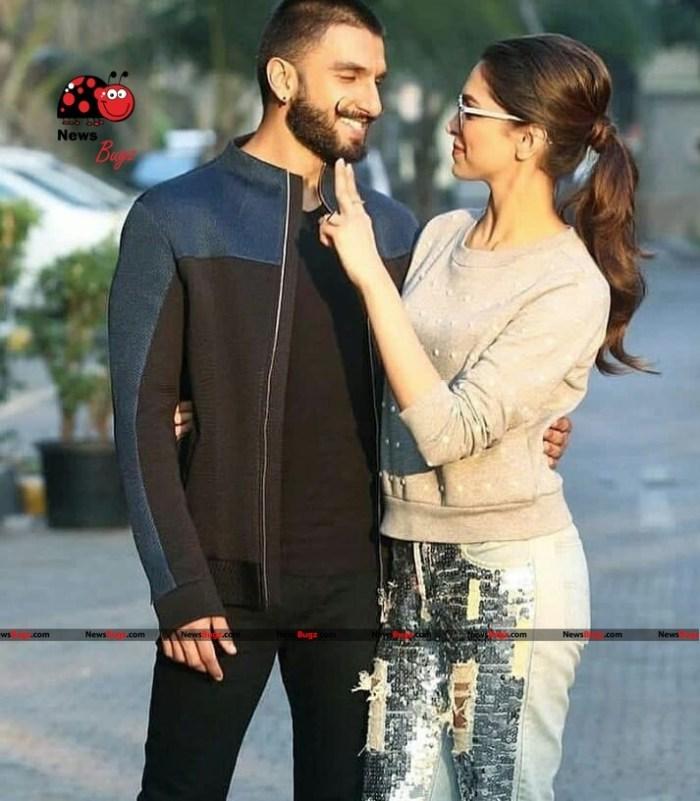 Deepika Padukone and Ranveer Singh Images