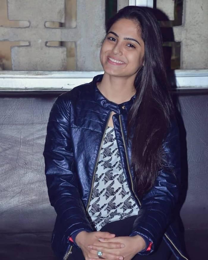 Naina Ganguly Wiki